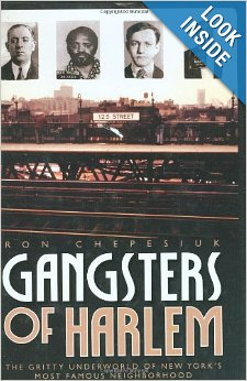 GANGSTERS IN HARLEM